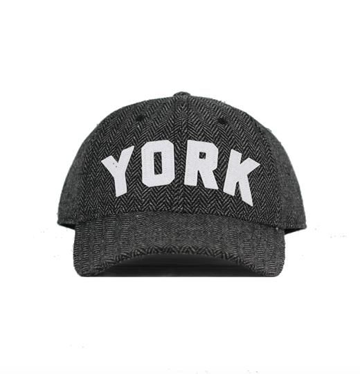 """Black Herringbone Hat""- $30.00 (click to shop)"