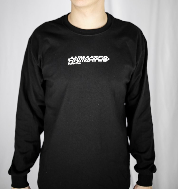 """Delivery 01: Long Sleeve Logo Tee"" - $32.50 (click here to shop)"