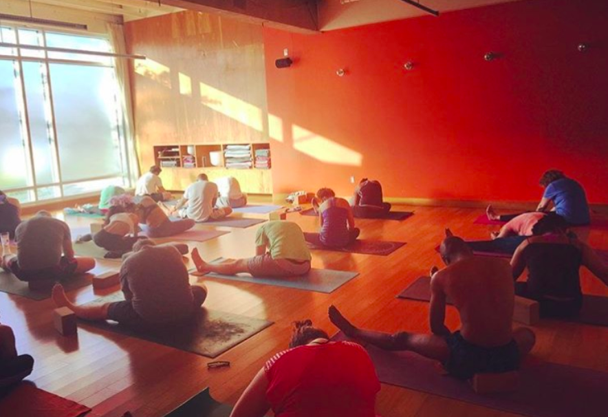 Detroit Yoga Lab- Photo via Google