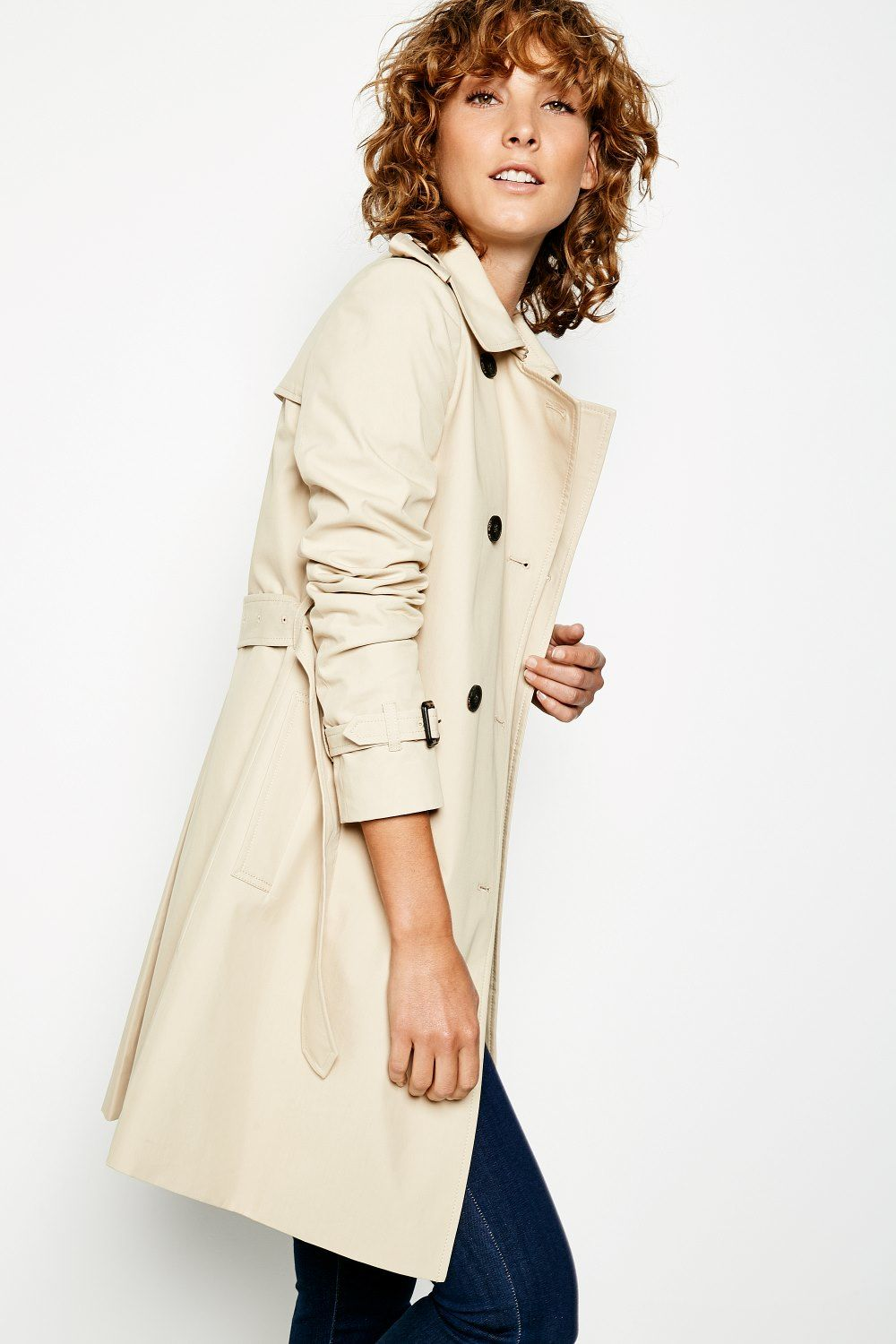 jack wills duncombe trench coat