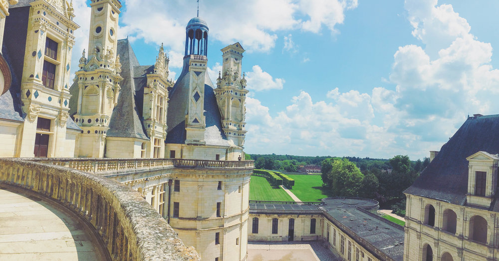 Chambord-Balcony-Loire-Valley