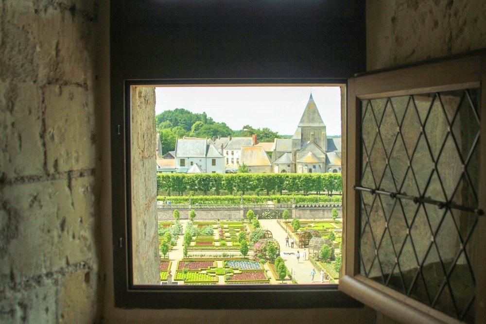 Villandry-View-Loire-Valley