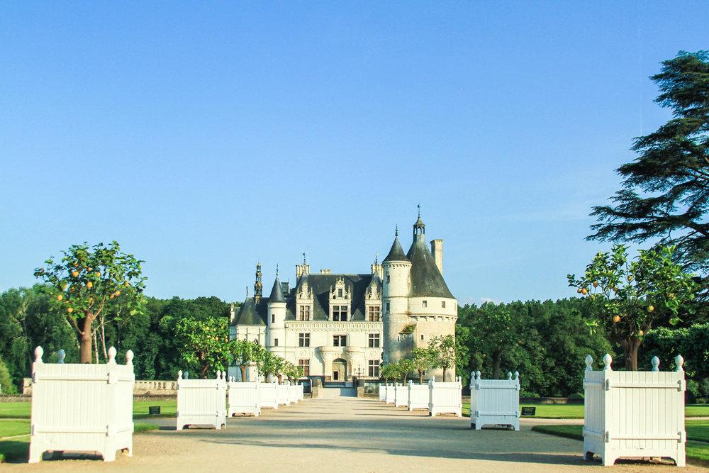 Chenonceau-Loire-Valley