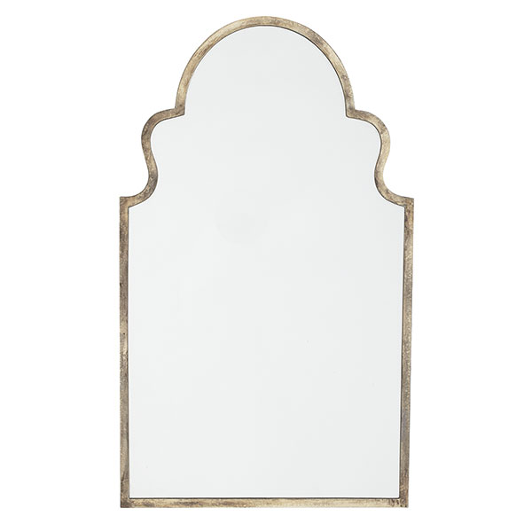Wisteria Antiqued Moroccan Mirror