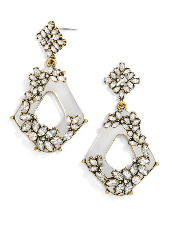 Mirrored Earrings