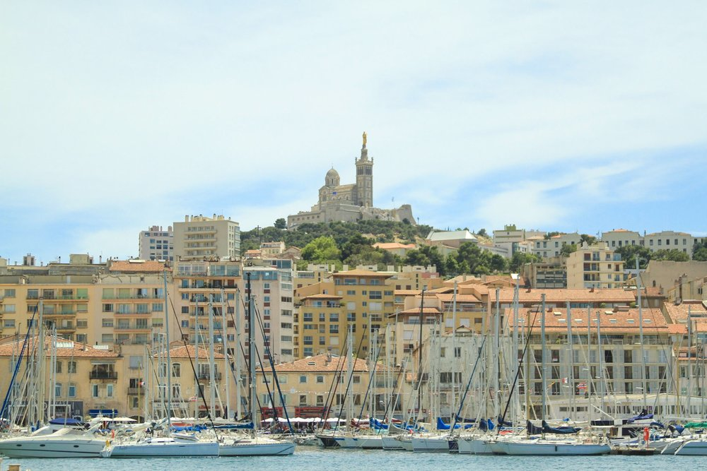 Marseille, France #mfrancisdesigntravels