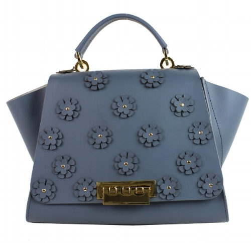 Blue Floral Handbag on the Weekly Edit