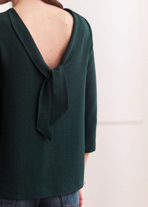 Felli Blouse on The Weekly Edit
