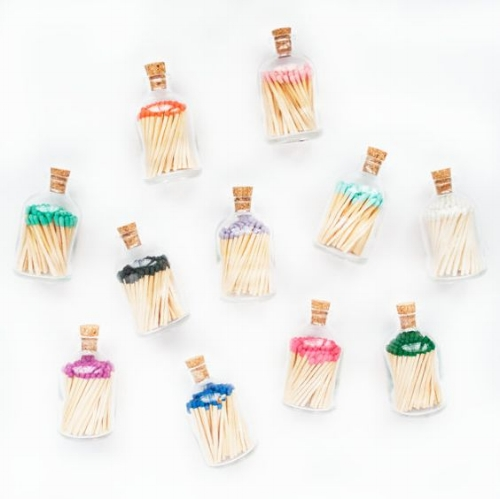 Matchstick Jars on The Weekly Edit