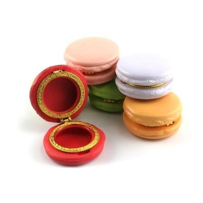 Macaron Trinket Boxes on the Weekly Edit