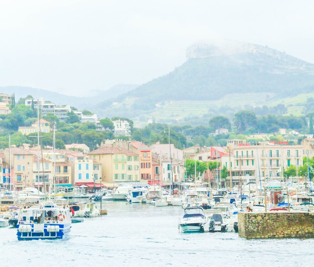 Cassis, France #mfrancisdesigntravels