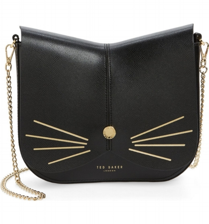Cat Crossbody Bag on the Weekly Edit