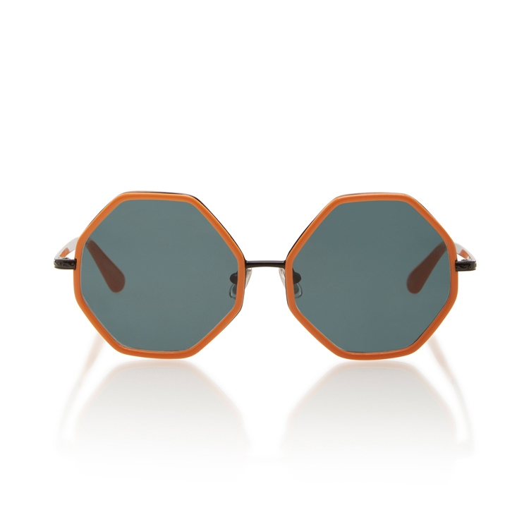 Octagon Sunglasses on the Weekly Edit