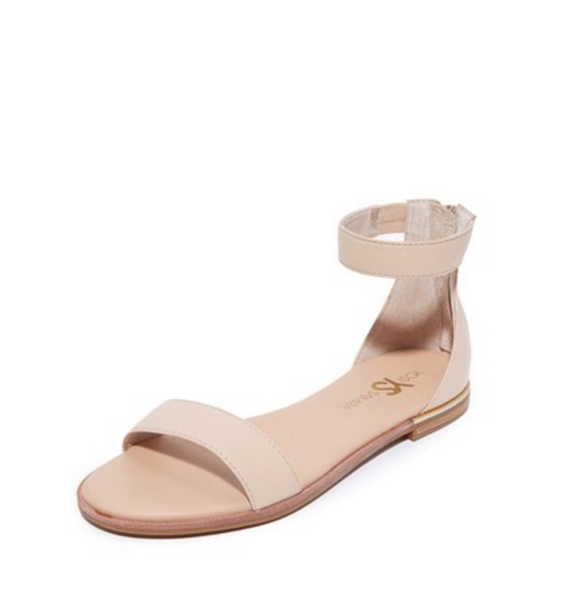 Yosi Samra Cambelle II Sandals on the Weekly Edit