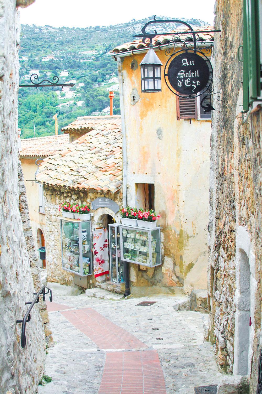 Èze, French Riviera #mfrancisdesigntravels