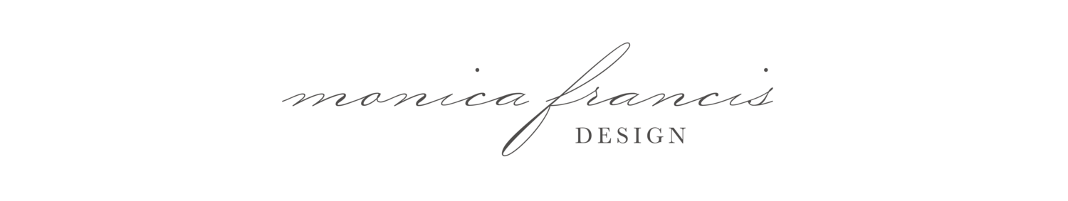 Monica Francis Design