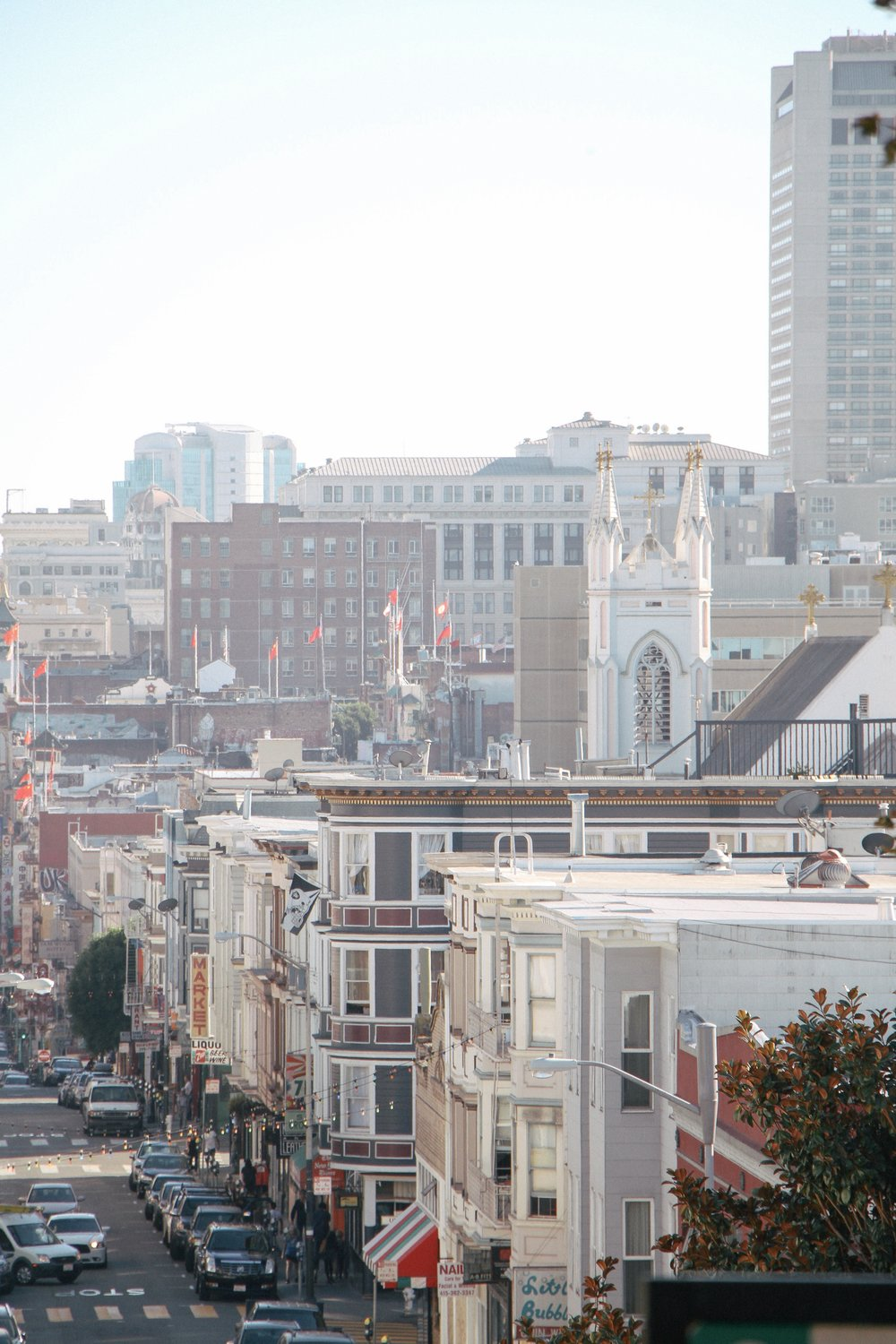 San Francisco City Guide - Monica Francis