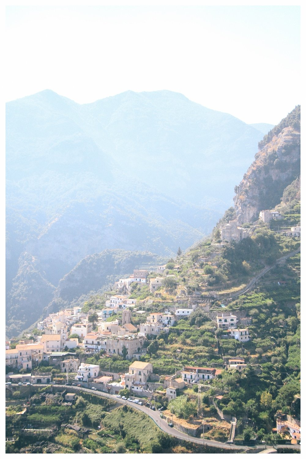 Ravello Travel Guide Monica Francis Design