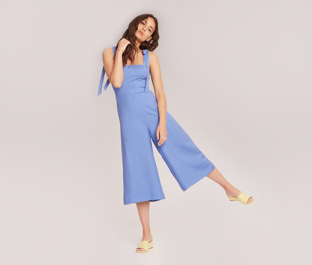 Frame and Partners Greer Jumpsuit