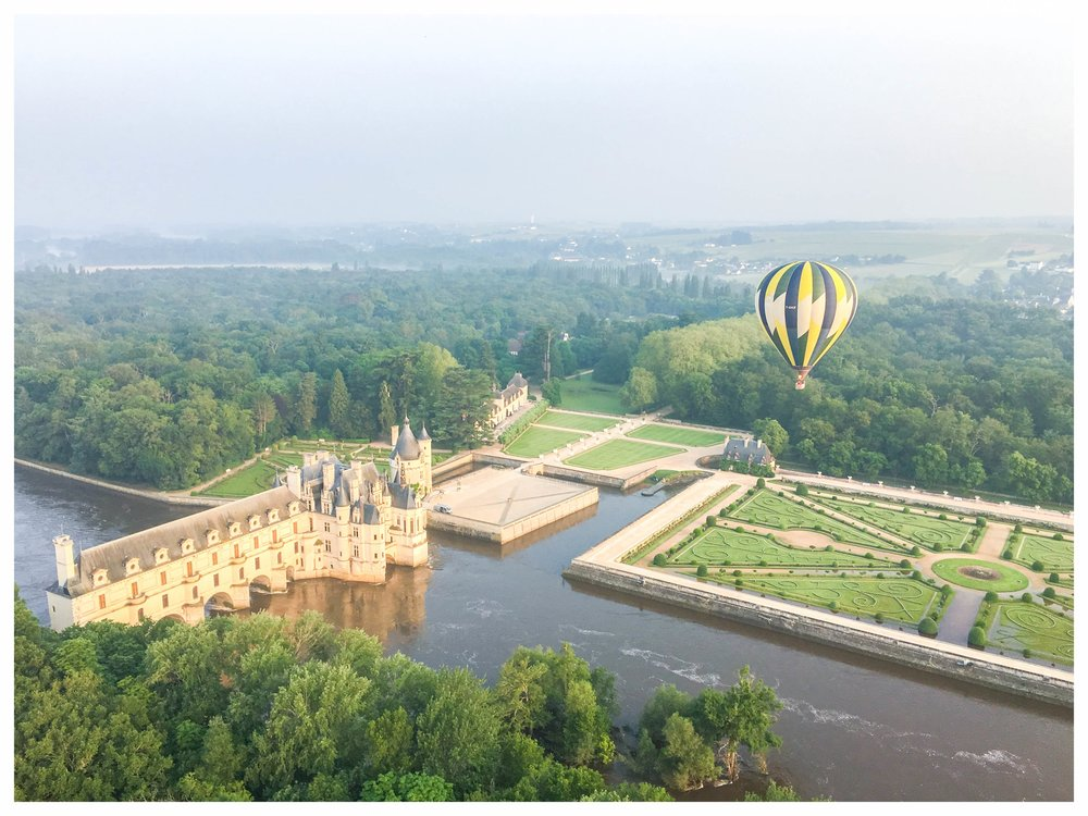 Hot-Air-Balloon-Loire-Valley