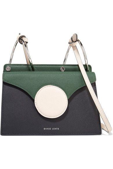 Phoebe Color Blocked Shoulder Bag