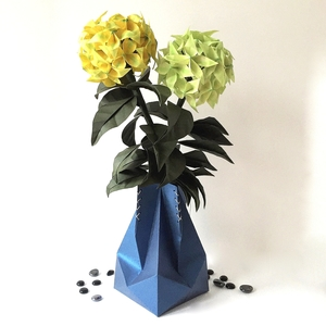 Large origamipaper flower arrangements nlm origami passion img8652g mightylinksfo