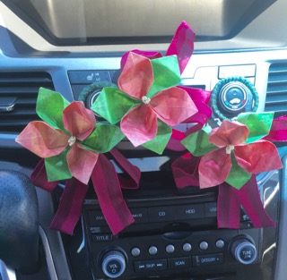 Decorated dashboard