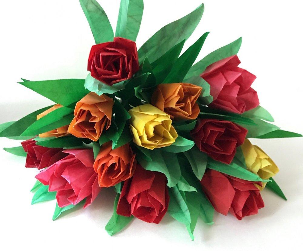 Tulip color mix