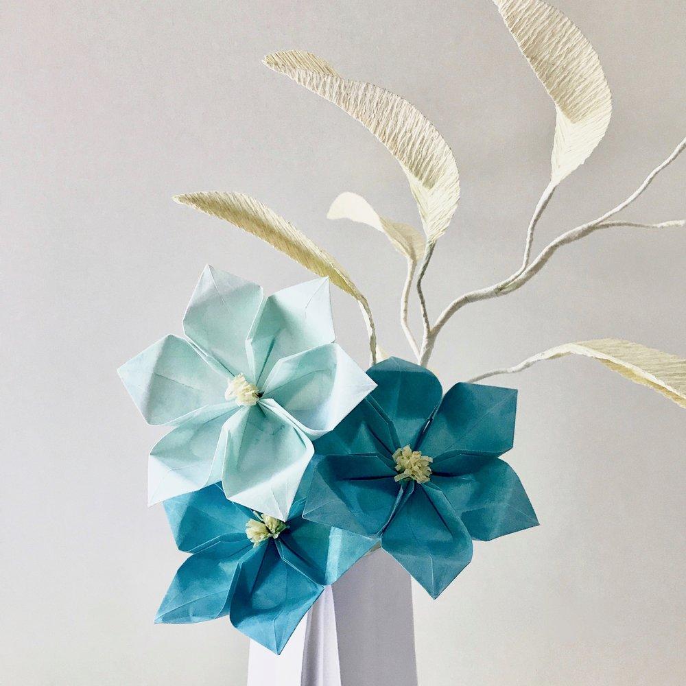 Idea for winter arrangement
