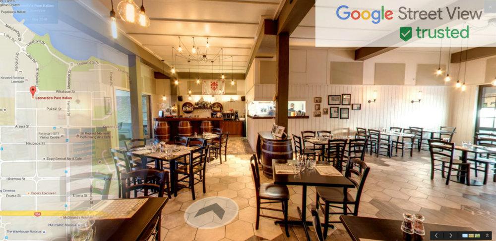 Google StreetView Tour