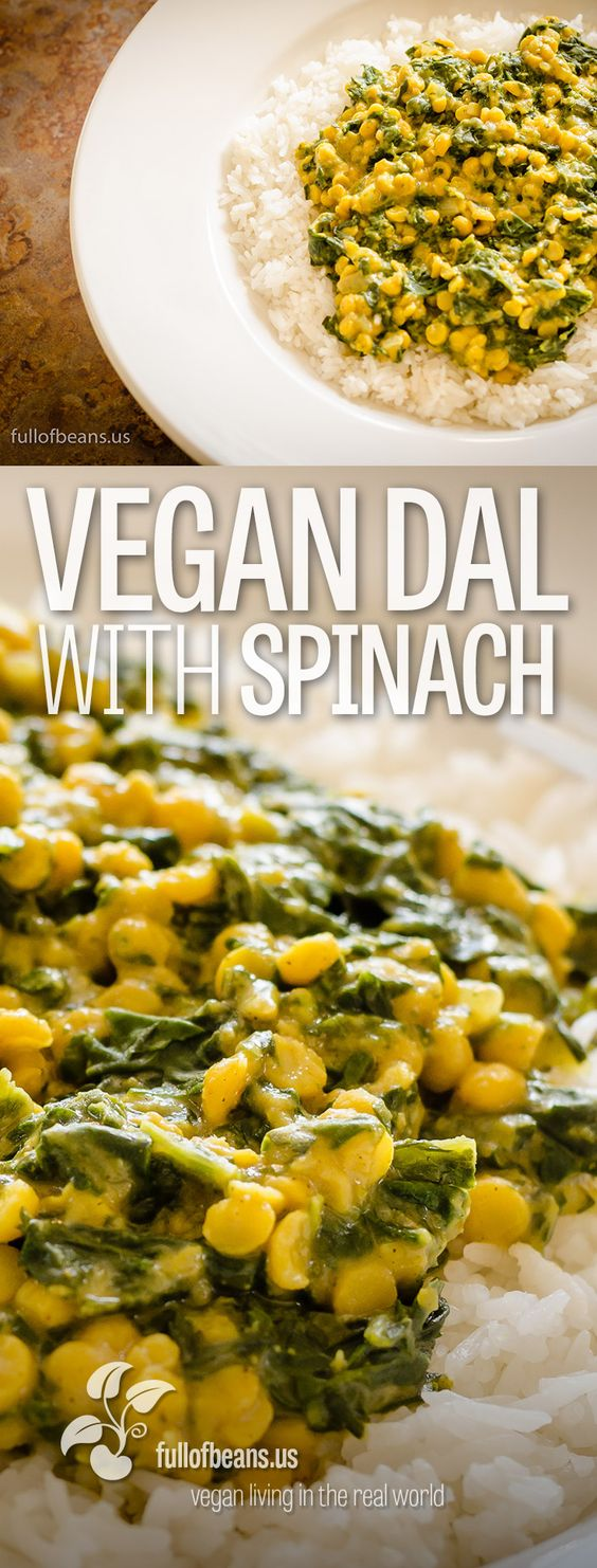 PC: http://www.fullofbeans.us/vegan-indian-dahl-with-spinach/