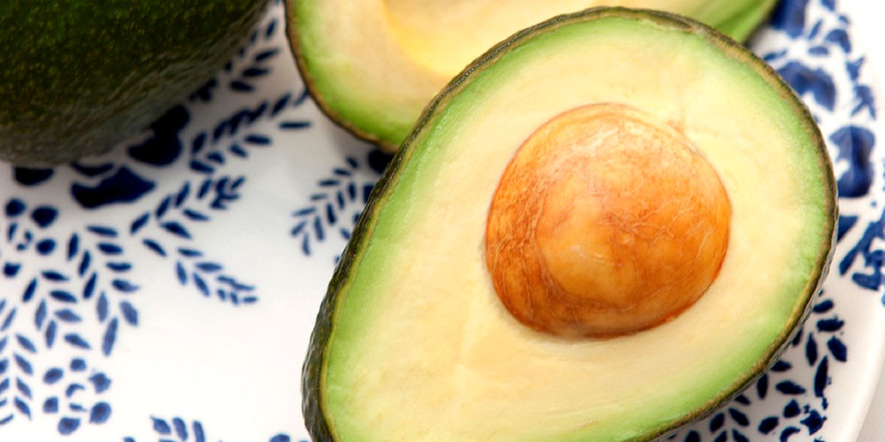 avocado oil - A dose of avocado oil will leave your hair and skin doing the tango. High in vitamin E, beta-carotene, and anti-inflammatory properties, it is especially reparative because of its high content of monounsaturated fats that strengthen hair, nourish skin, and improve overall appearance and texture.