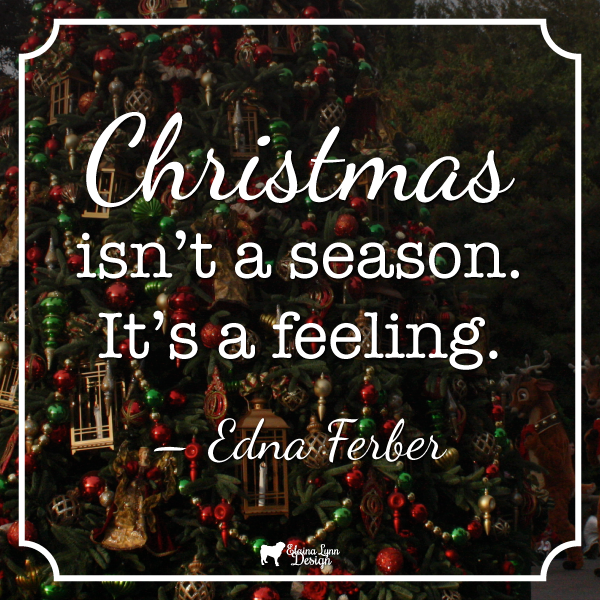 Quote Christmas Season