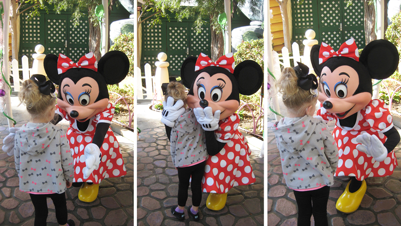 Wordless Wednesday Minnie Mouse