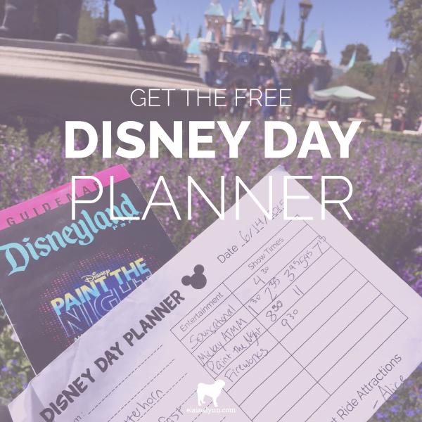 Plan your vacation at Disneyland Resort