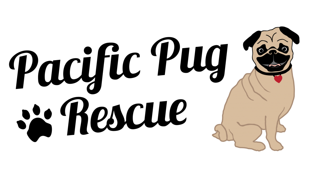 Pacific Pug Rescue Alternate Logo