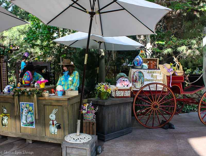 Big Thunder Ranch at Disneyland - Enchanted Type
