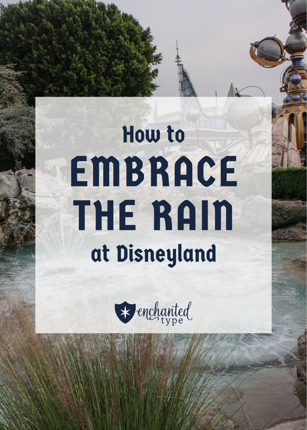 Escape The Rain at Disneyland