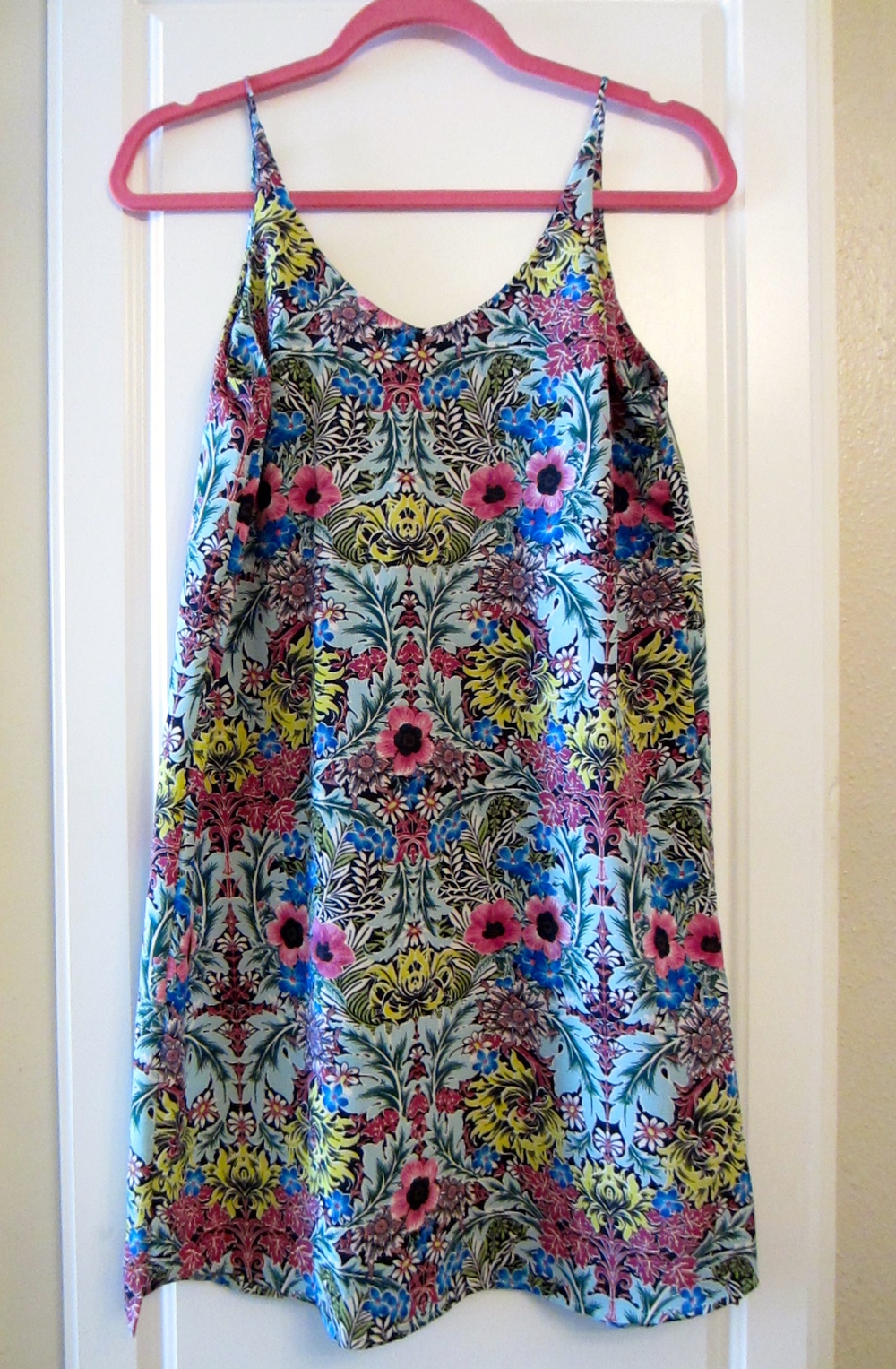 Topshop  dress I plan to wear on our beach day!