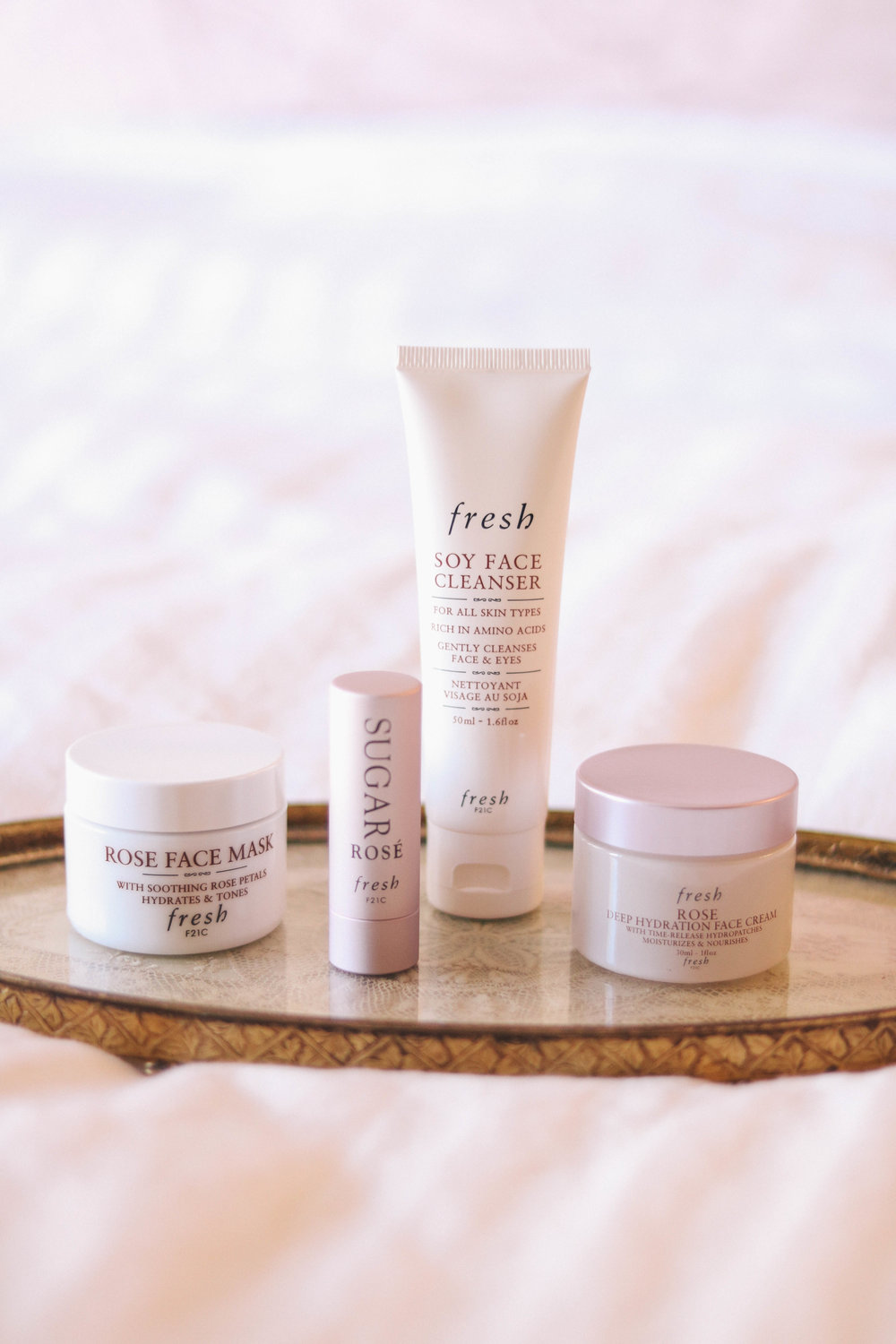 Fresh Rose Skincare