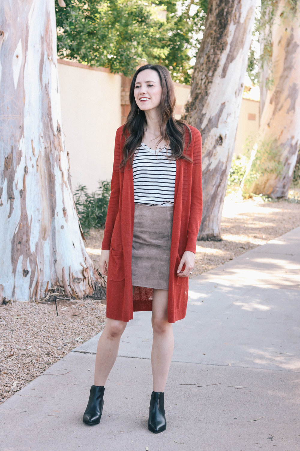 Fall Capsule Wardrobe: Part 1