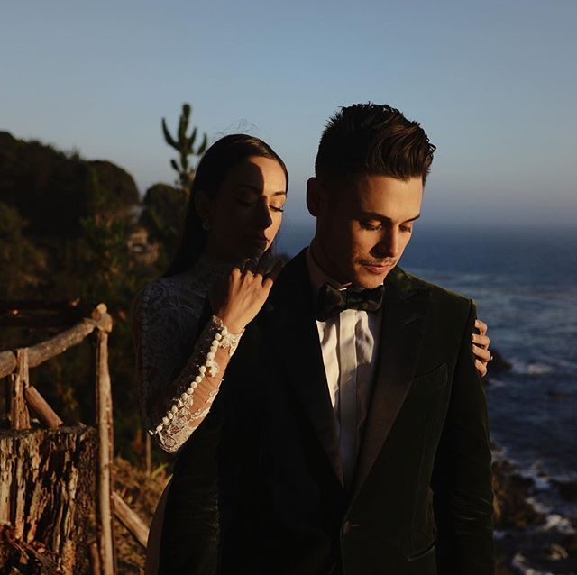From J+F Big Sur Wedding. Already on the blog.  Link in my profile 🌲