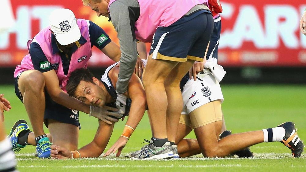 Concussion rates have increased over the past 12 months- *AFL Injury report 2015