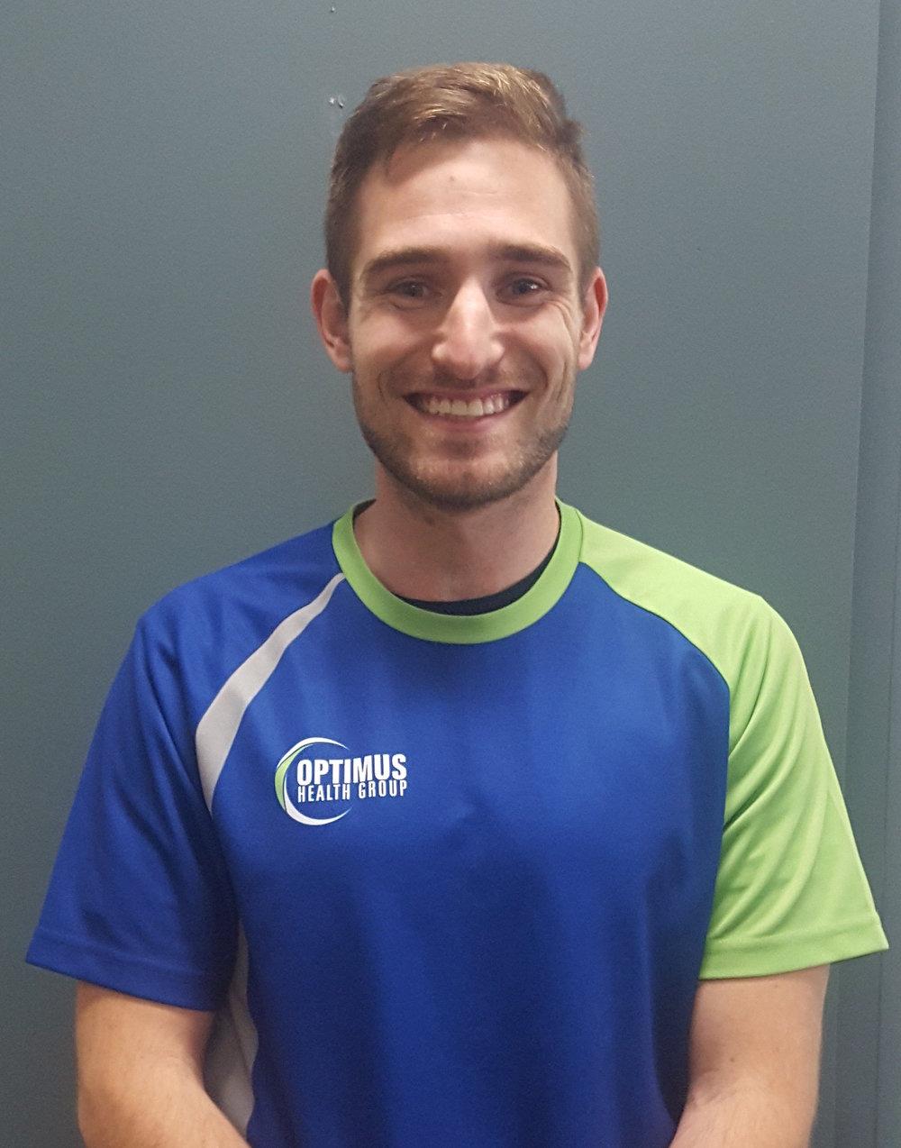 Cam Optimus Health Physio Richmond Sports