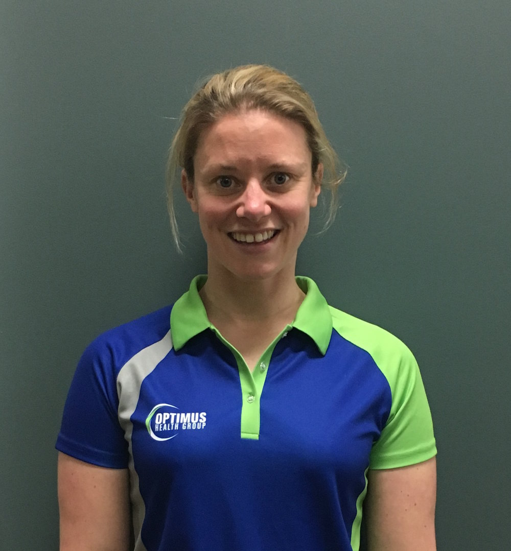 Dawn Optimus Health Physio Richmond