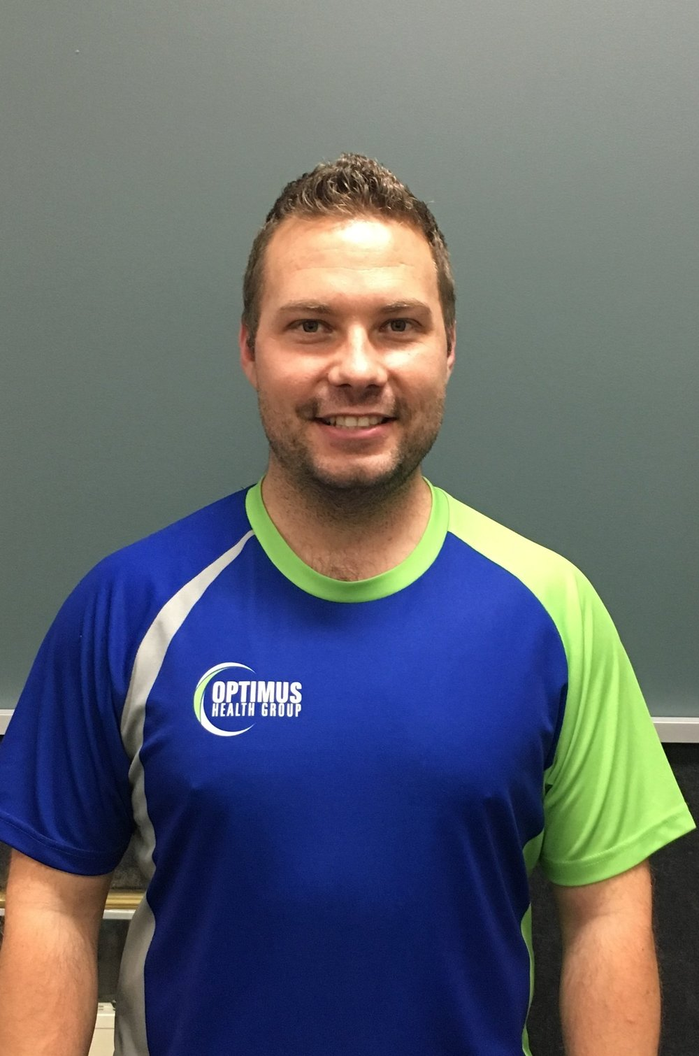 Bryan Optimus Health Physio Richmond