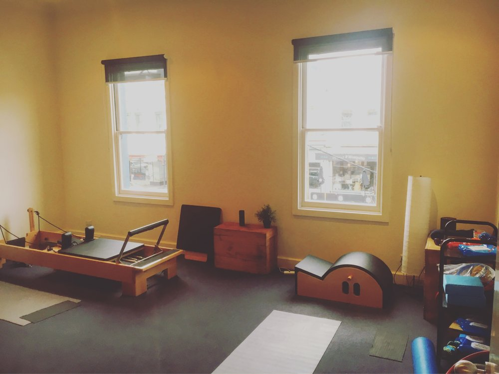 Pilates Richmond