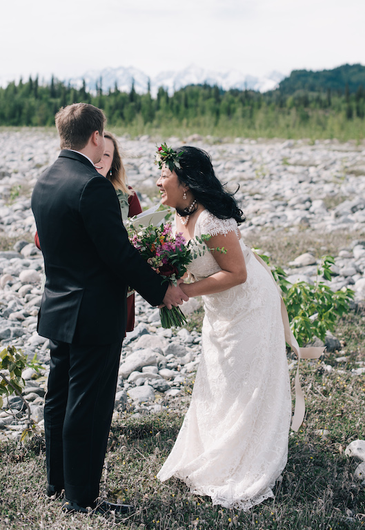 Alaska Destination Weddings
