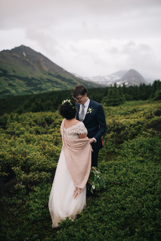 Mountain Pass - Alaska Destination Weddings