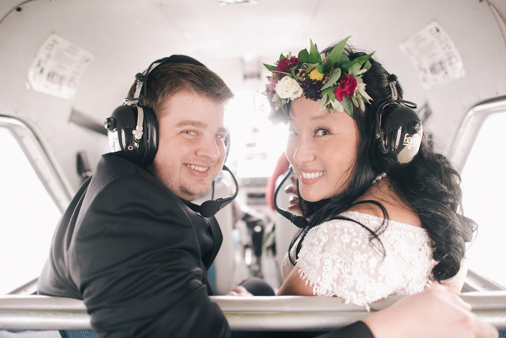 Flight Seeing - Alaska Destination Weddings